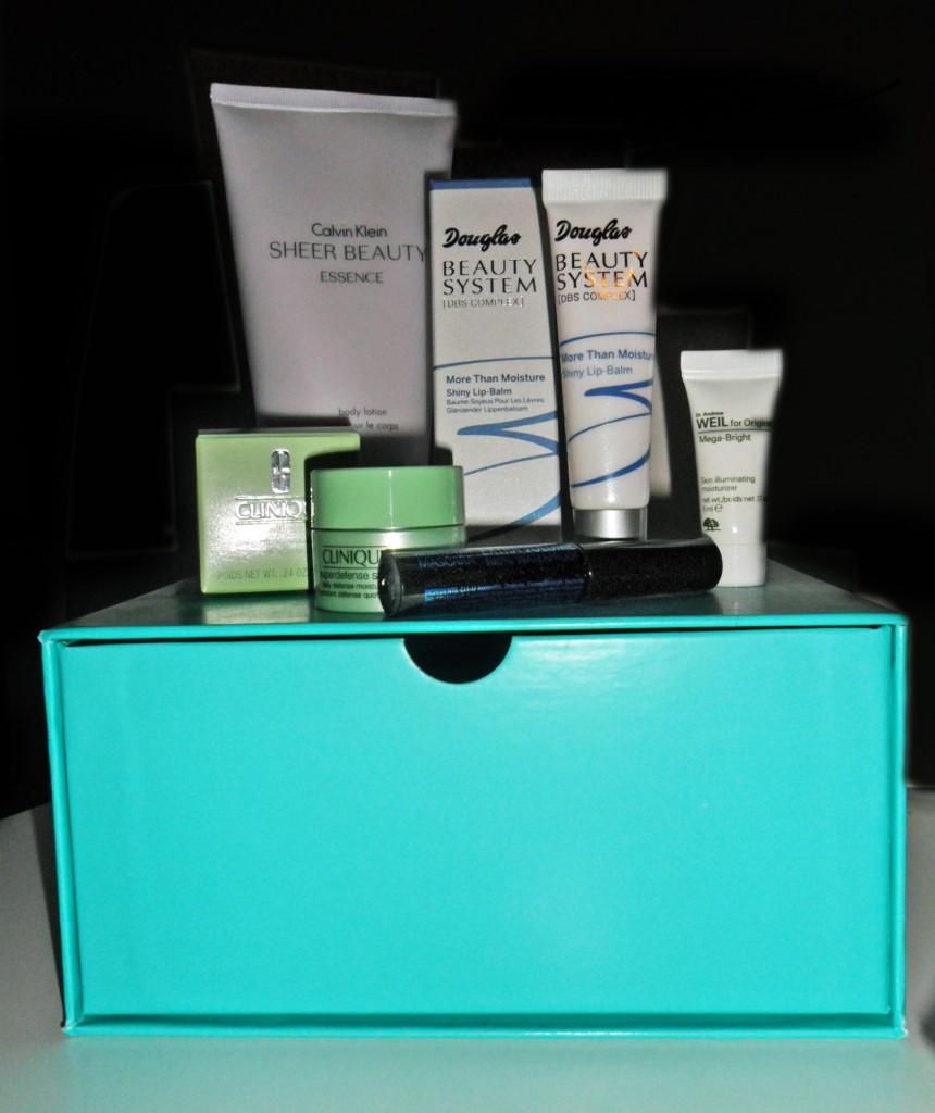 Douglas Box of Beauty Februar 2014