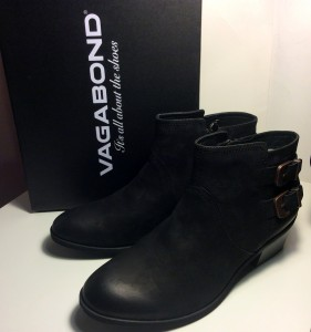 Vagabond Ankle Booties