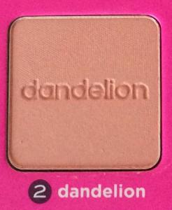"""dandelion """"Der Porzellanteint aus der Box"""""""
