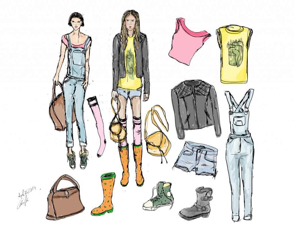 LOOK OF THE DAY | FESTIVAL GOGO!