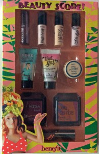 Benefit Beauty Score!