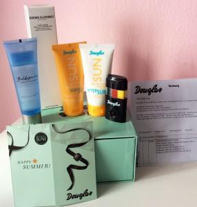 Douglas Box of Beauty Juni 2014 | Version 1