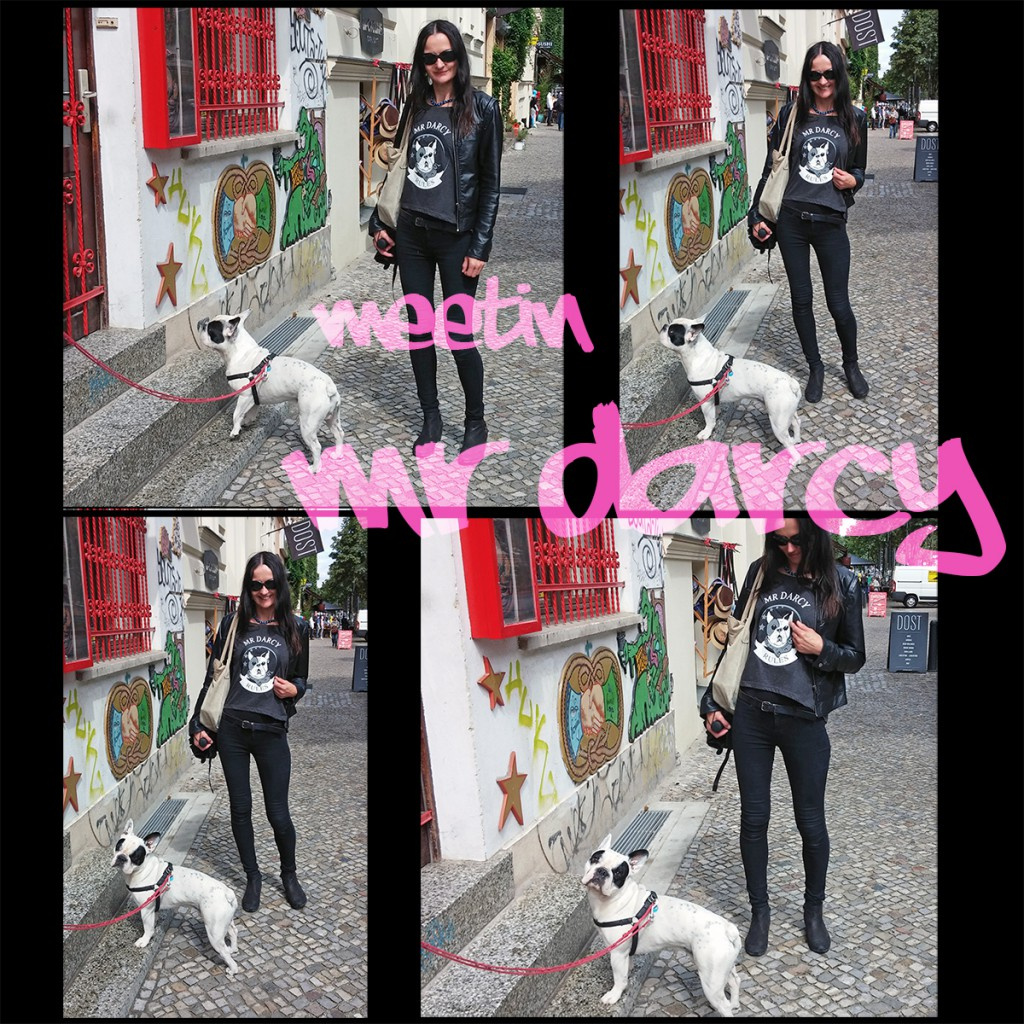 MEETING MR DARCY | KASTANIENALLEE BERLIN