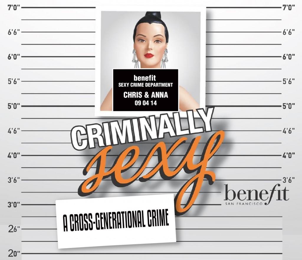 CRIMINALLY SEXY   A CROSS-GENERATIONAL CRIME