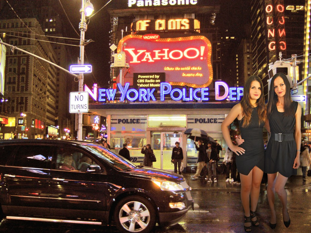 CHRIS & ANNA   ROAD TRIP TO NYC