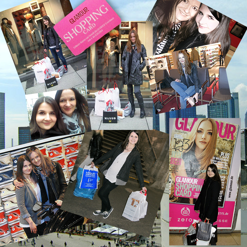 ANNA & I | YEARS OF GLAMOUR SHOPPPING WEEK