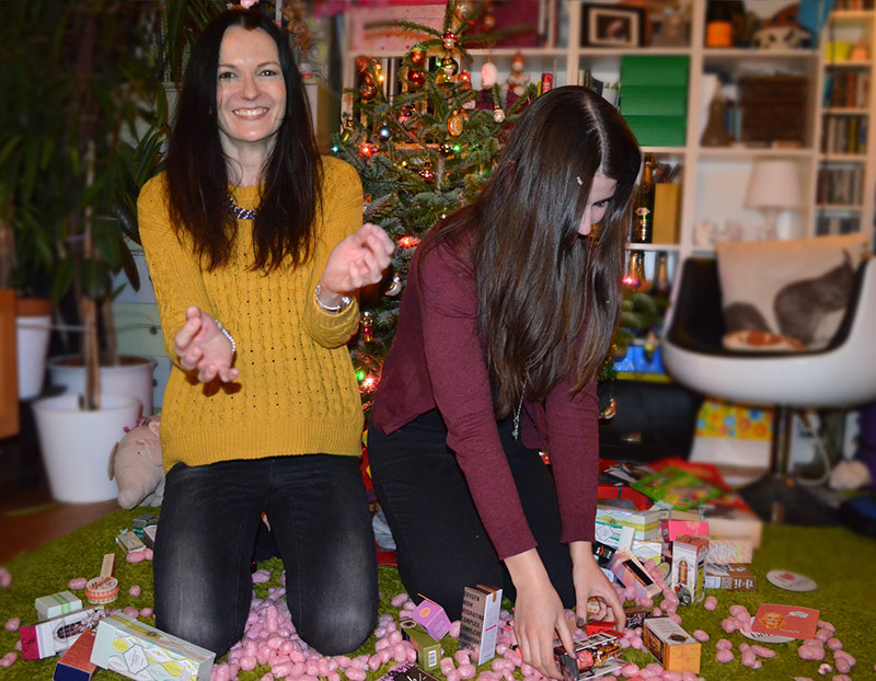 benefit BLOGGER GEWINNSPIEL | CHRIS & ANNA | HAPPY WINNERS