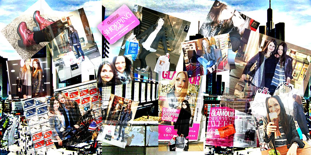 5 Jahre Glamour Powershoppen mit Anna