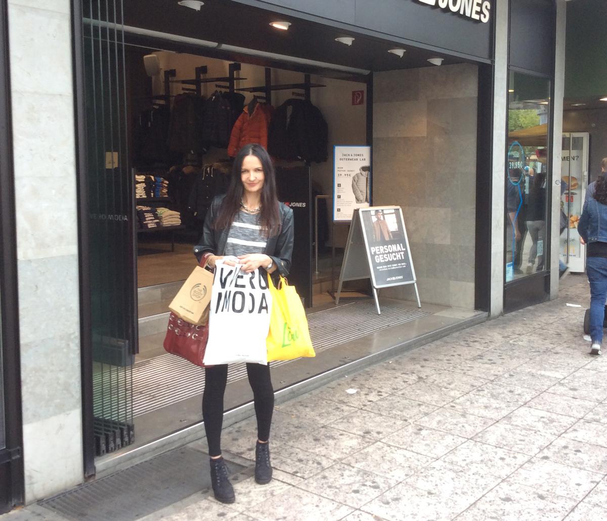 Glamour Shopping Week Oktober 2014
