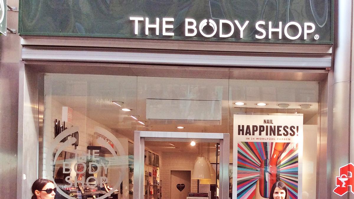 TBS THE BODY SHOP