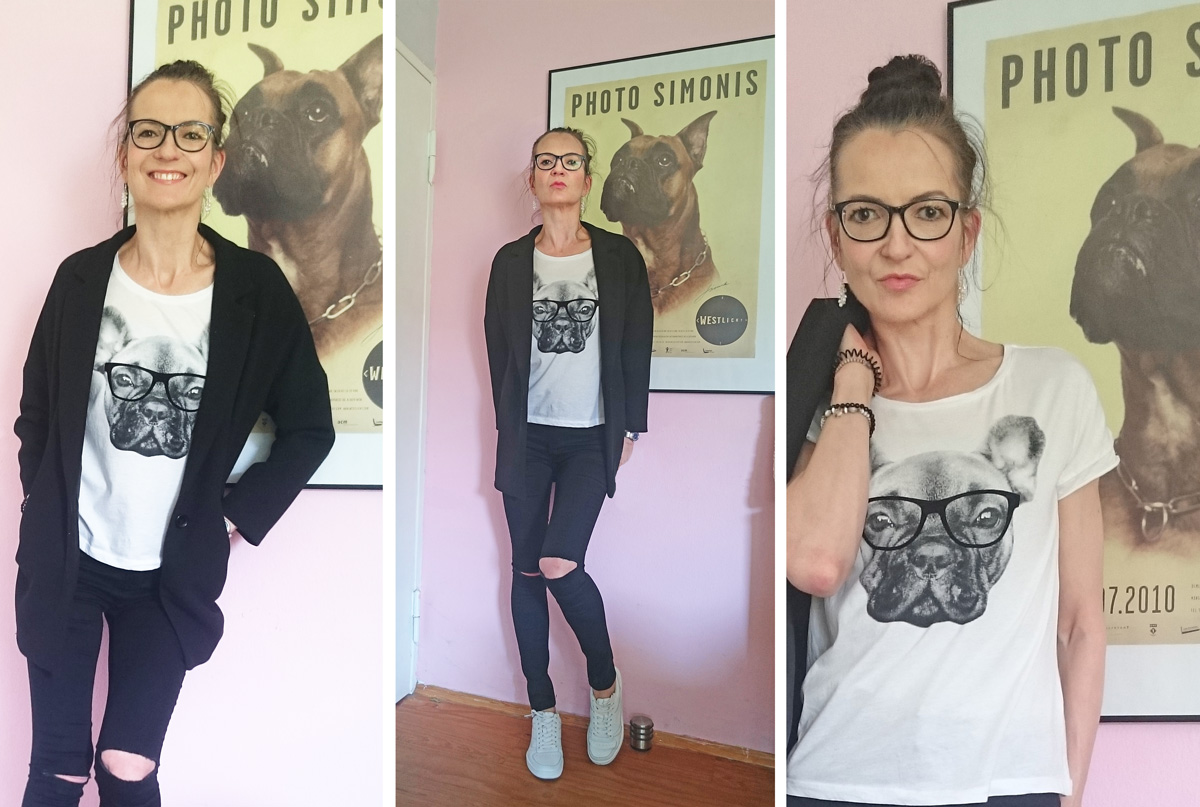 D&G | DOG & GLASSES | MODE MIT FUNFAKTOR