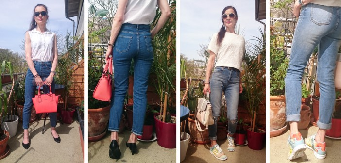 Hot or Not? Mom Jeans