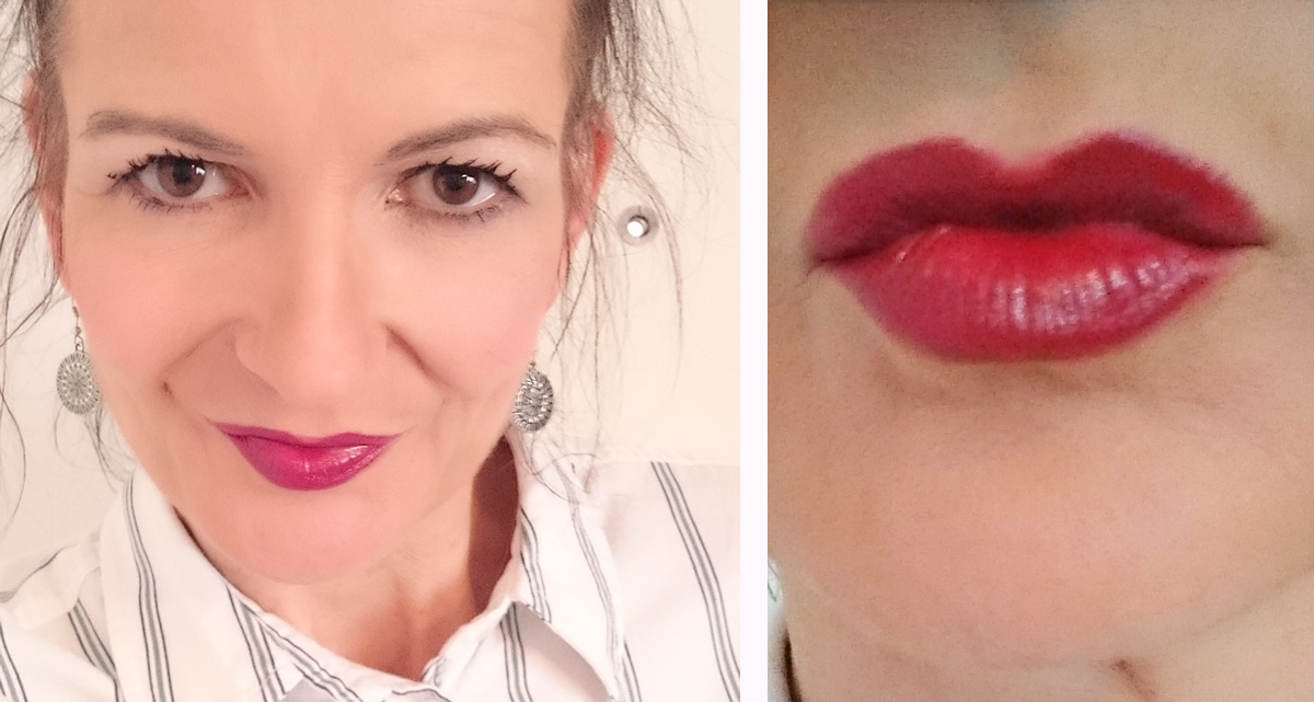 POP LIP COLOR LIPPENSTIFT | BERRY POP