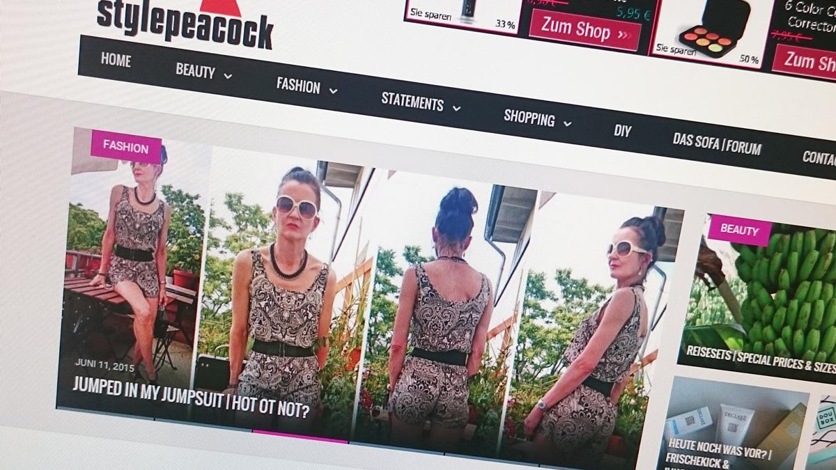Fashion Shhotinf für stylepeacock