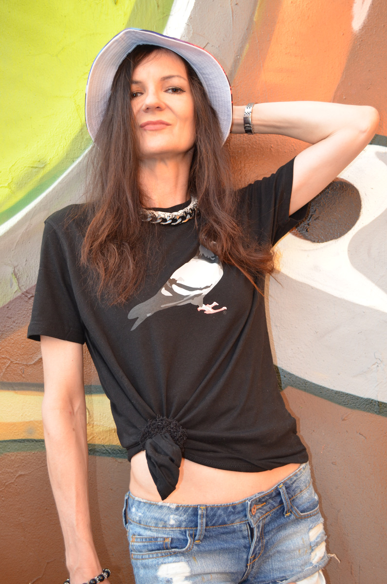 STAPLE PIGEON | COOLER STREET STYLE AUS NYC | CLASSIC PIGEON TEE