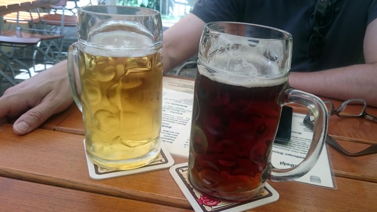 Bamberge Bier | Zwergla und Fässla