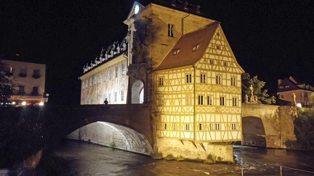 Haus in der Regnitz