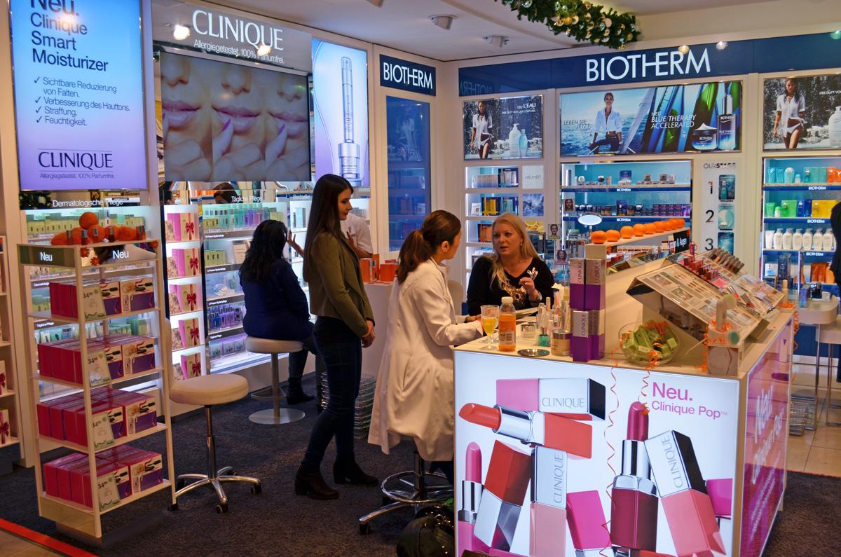 Stylepeacock Clinique Event am Clinique Counter im Douglas Frankfurt/Zeil