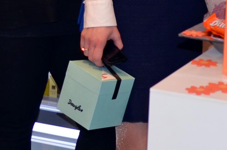 Die Goodiebag von Douglas für die Teilnehmerinnen