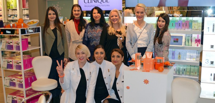 Stylepeacock Clinique Event Frankfurt 11.12.2015