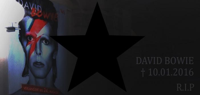 BLACKSTAR | RIP David Bowie