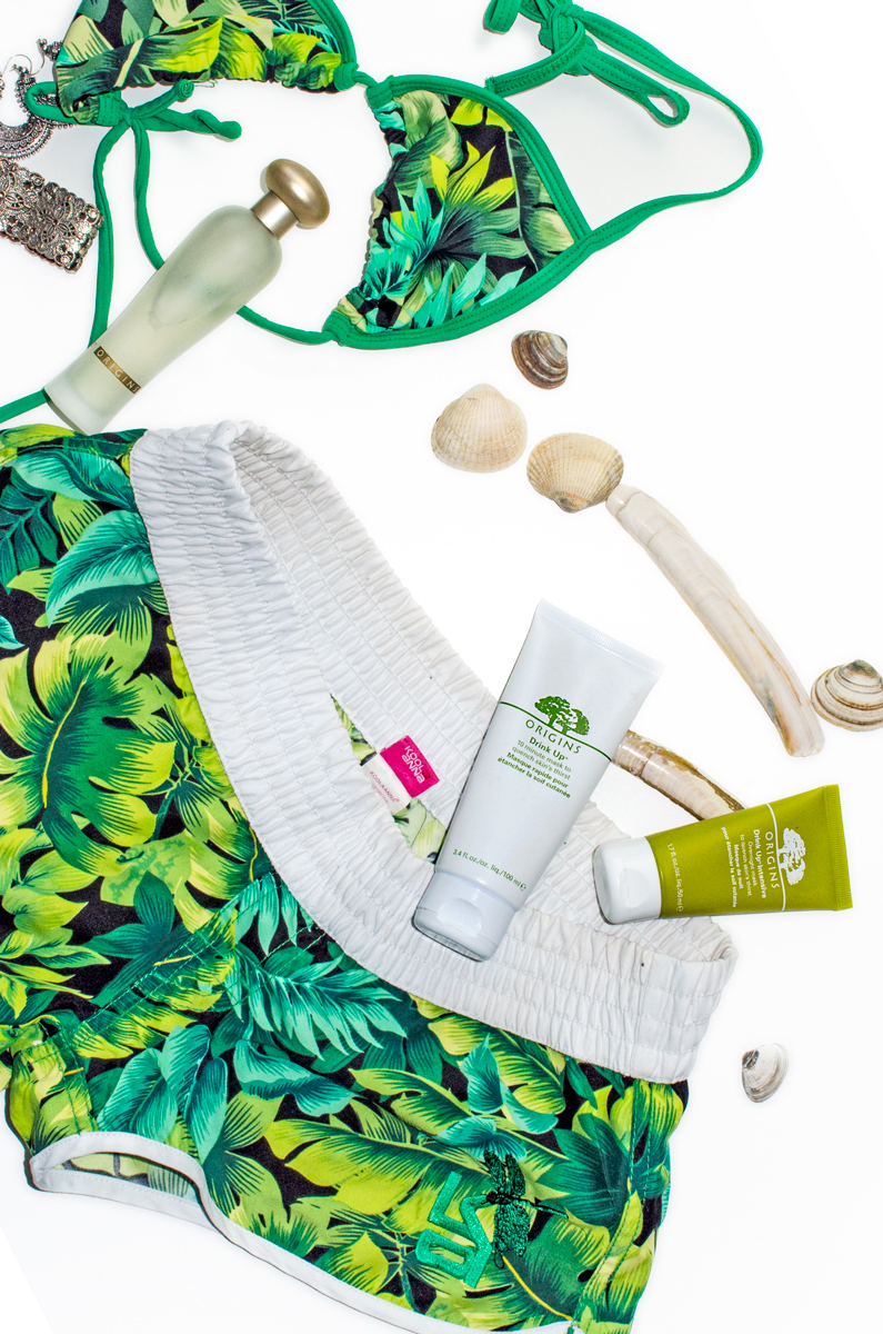 Springproducgts / Sommerpflege mit Origins & The Body Shop