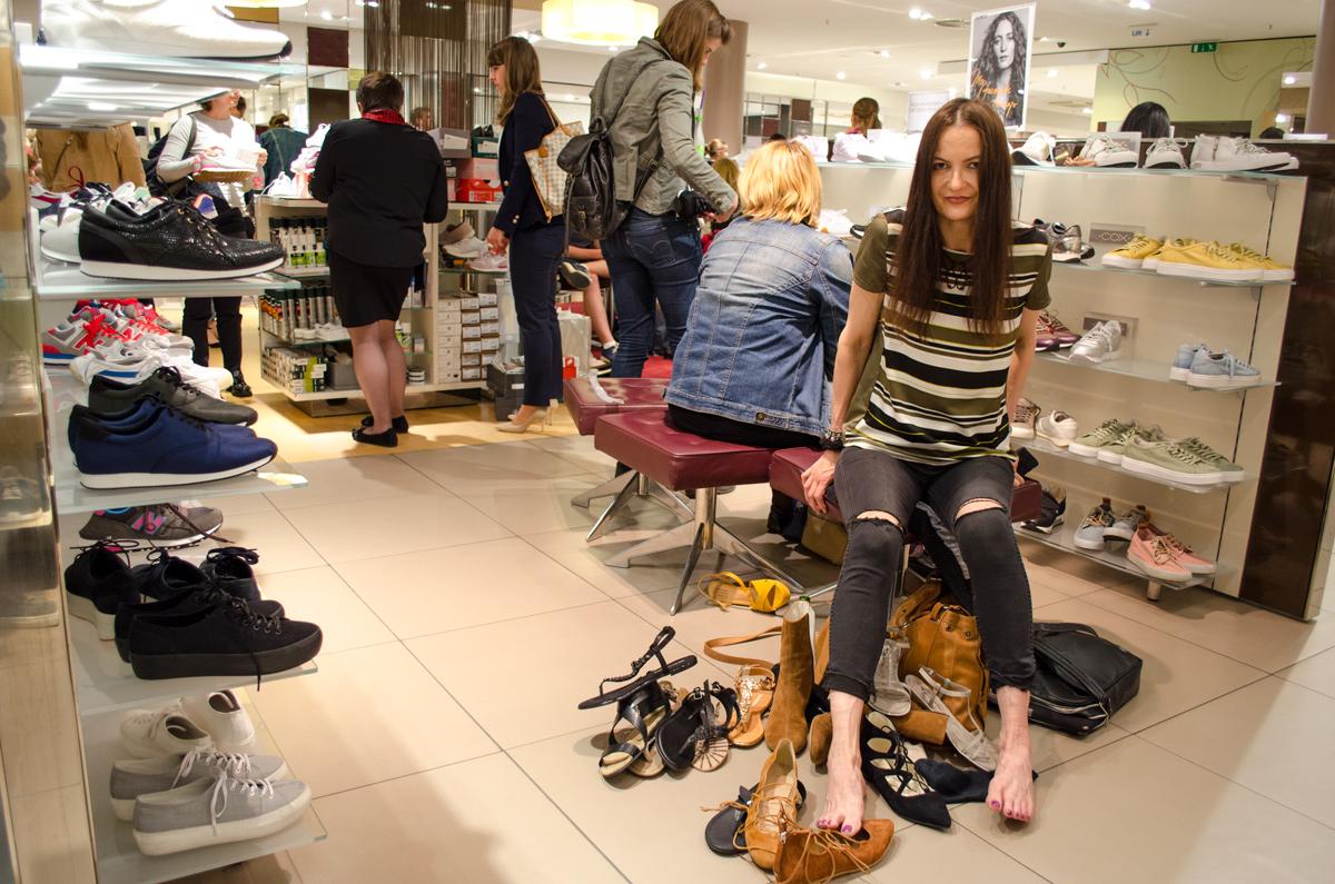 Görtz Card After Work Shopping Event in Frankfurt | Stylepeacock | Wer die Wahl hat...
