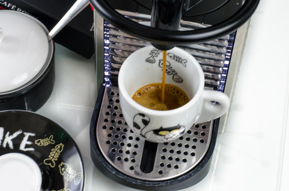 Espresso am Nachmittag von Cafe Royal