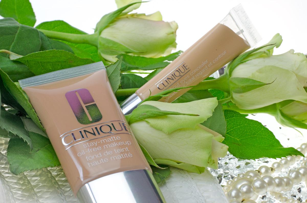 Anna's Braut-Make-up / Die Foundation Stay_amtte Oil Free Make-Up in Cream Chamois
