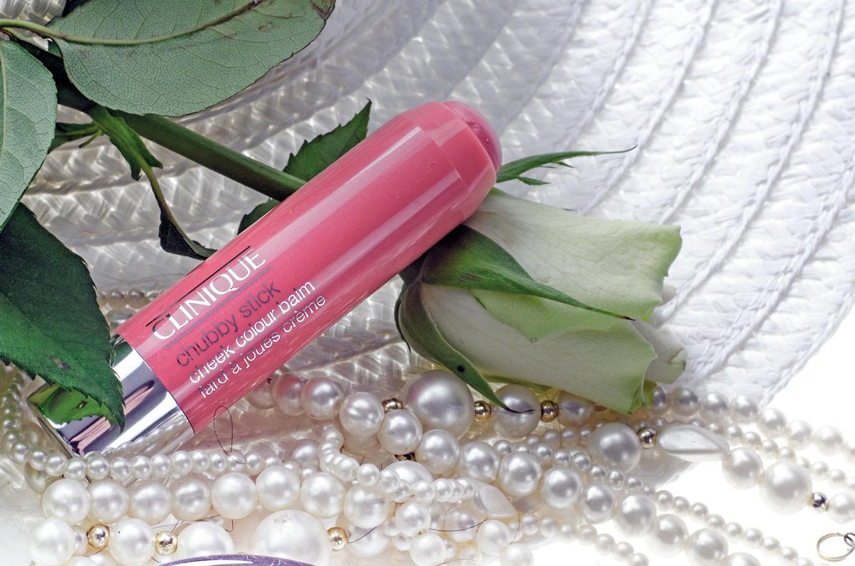 Anna's Braut-Make-up / Chubby Stick Cheek Colour Balm in Robust Rhubarb