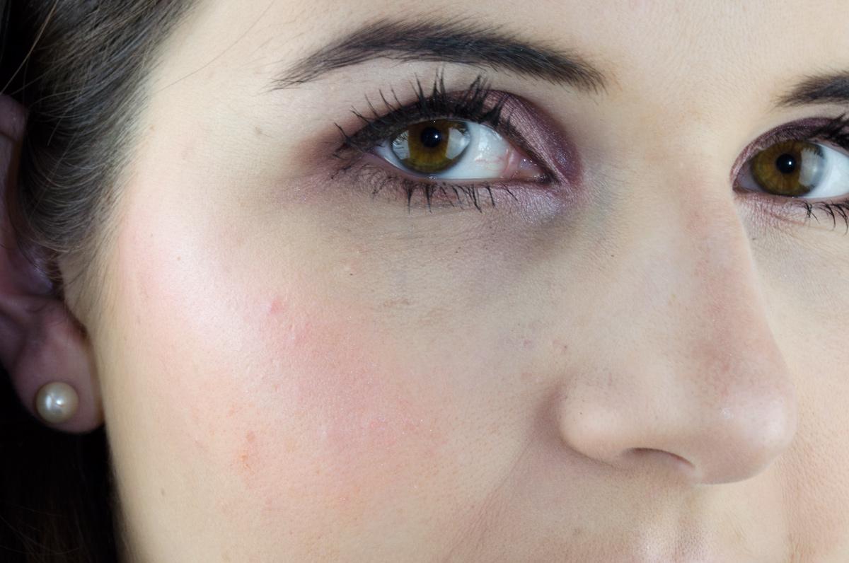 Anna's Braut-Make-up / Chubby Stick Cheek Colour Balm in Robust Rhubarb & CHUBBY STICK SCULPTING HIGHLIGHT