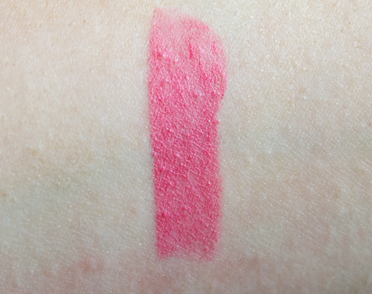 Anna's Braut-Make-up / Long Last Lipstick in Pink Petal.