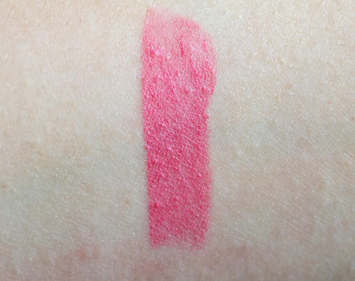 Anna's Braut-Make-up / Long Last Lipstick in Pink Petal.