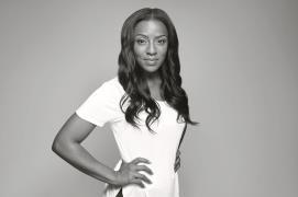 Jessica Nkosi Aus Südafrika. Model und Schauspielerin, The Differnce Maker
