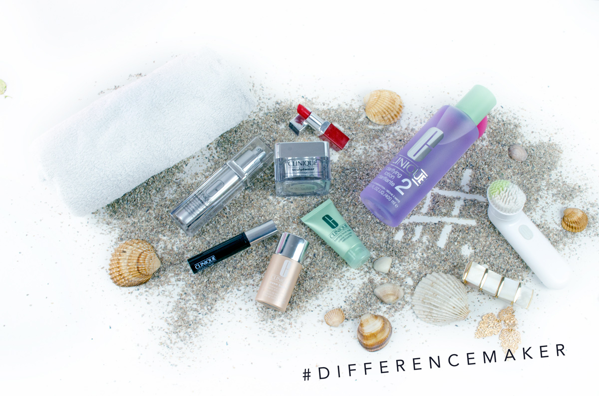 Clinique's 'Difference Maker' Campaign