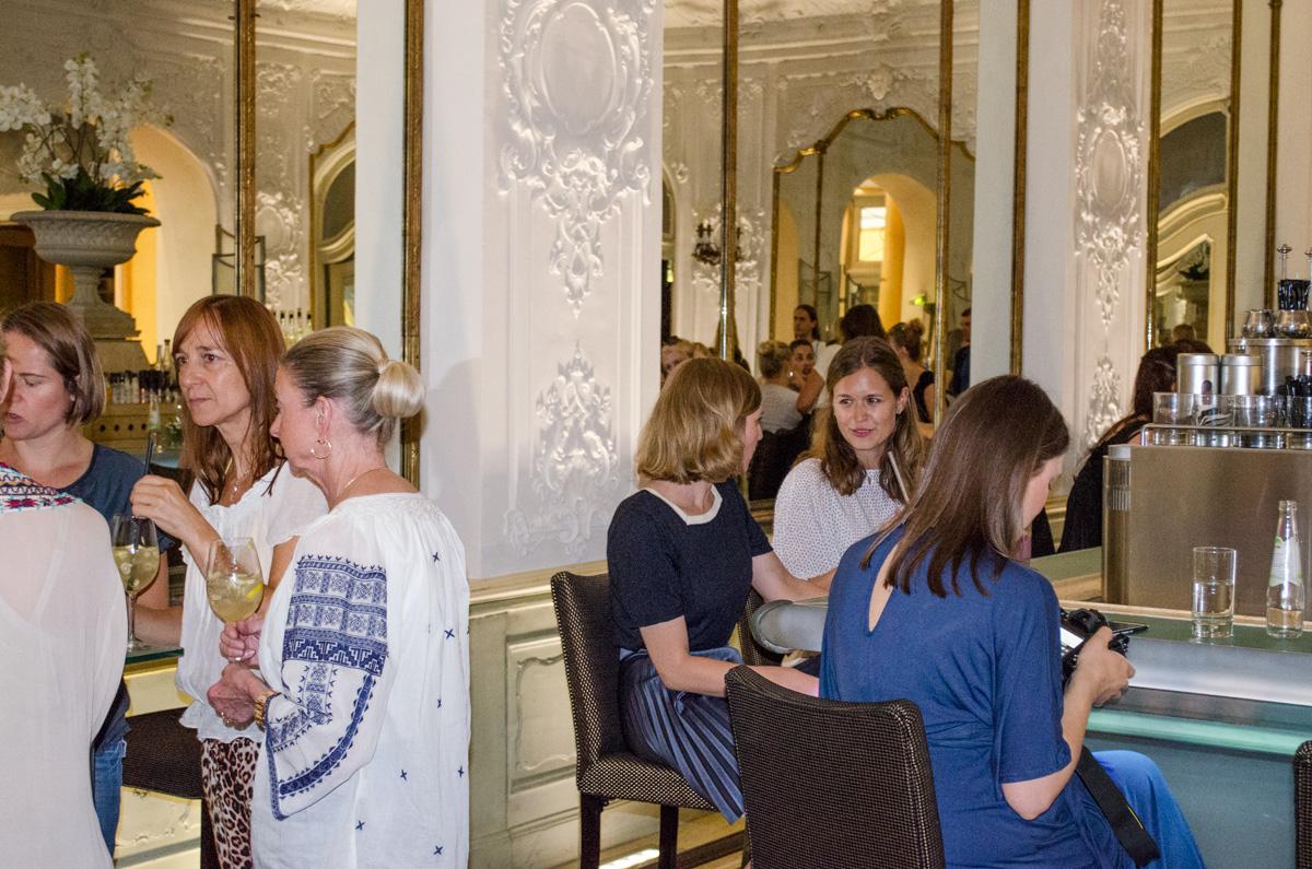 #differencemaker #dercliniqueunetrschied #cliniquemachtdenunetrschied Preevent in Munich / München Hotel Bayerischer Hof | thisisjaynewayne und andere Blogger