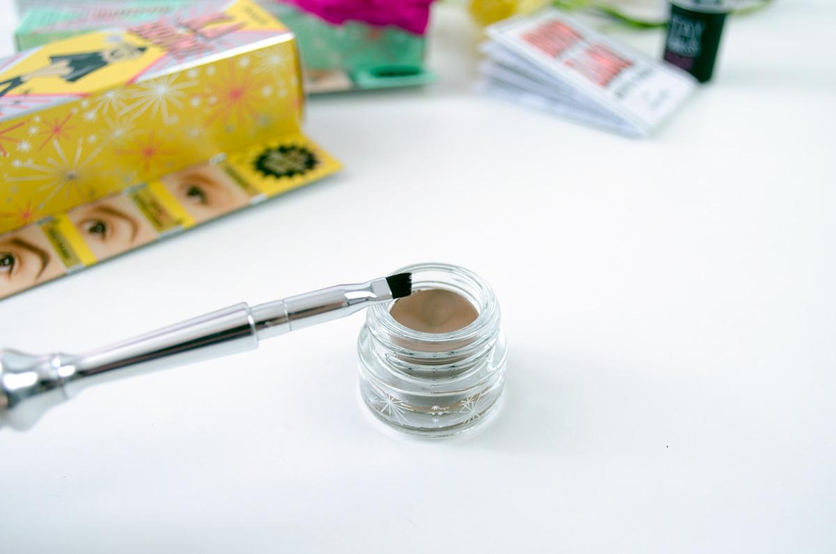 benefit BROWVO! Brauen Primer & KA-BROW Brauengelwachs für tolle Eyebrows