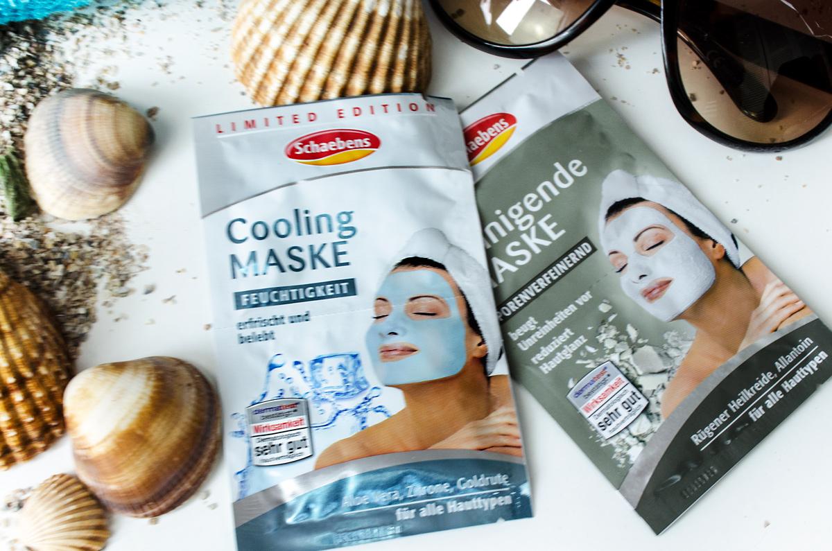 Schaebens Masken und Ampullen für alle Hauttypen & Altersstufen