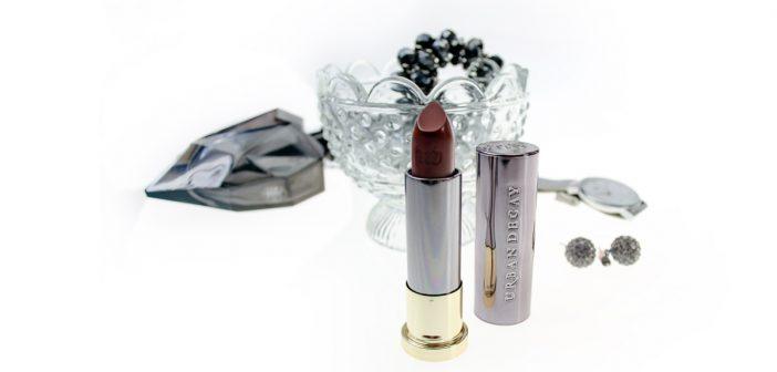 URBAN DECAY VICE LIPSTICK in Nighthawk Cream Shade