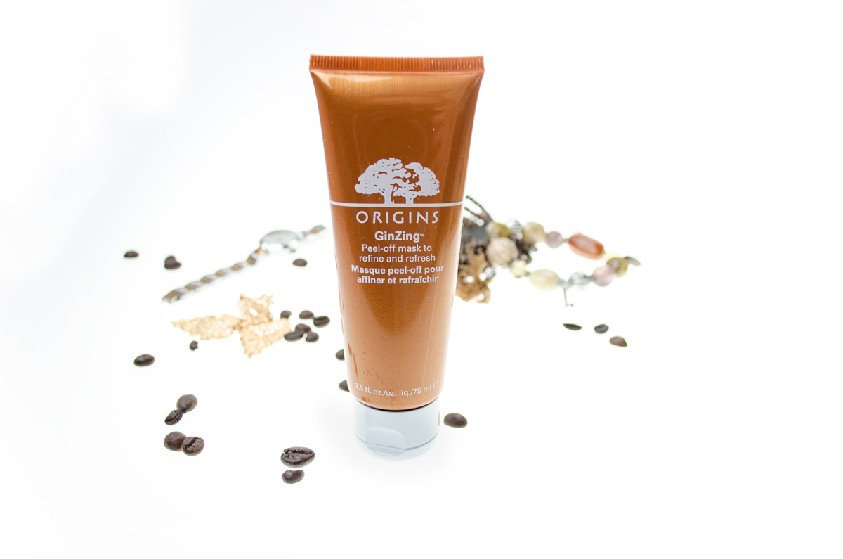 GinZing™ Peel-off mask to refine and refresh