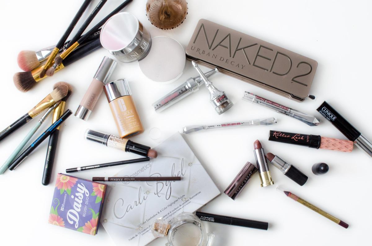 Anna s Hochzeit | Meine Make-Up Utensilien