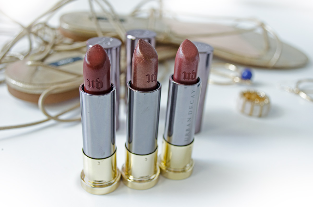 Urban Decay Vice Lipstick | Nighthawk, Conspiracy & Backdoor
