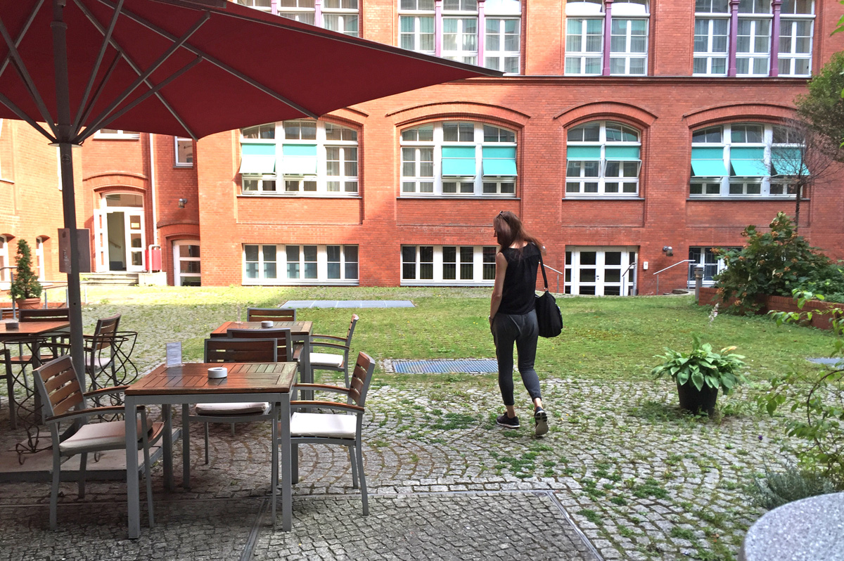 Stylepeacock im Novum Select Hotel in Berlin Friedrichhain am Ostbahnhof