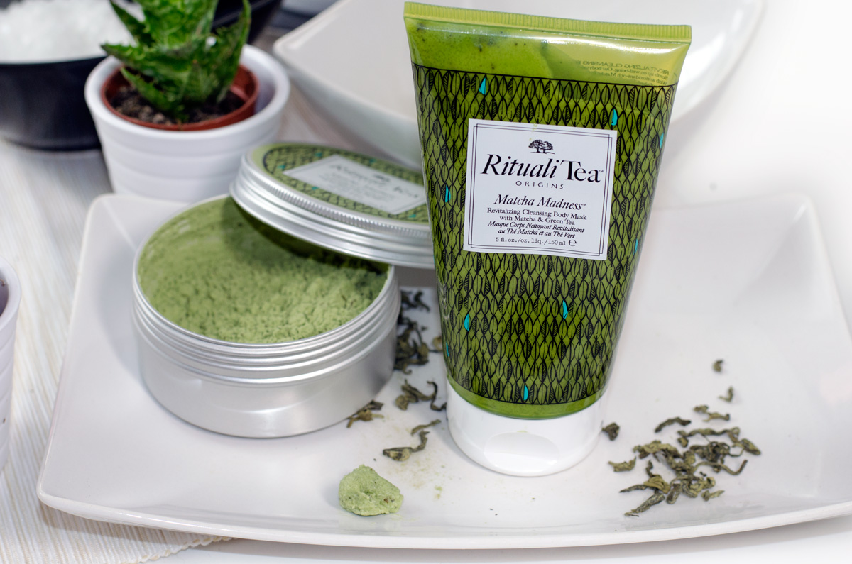 Origins RitualiTea™ Powder Face Masks und Cleansing Body Masks | MATCHA MADNESS™ WITH MATCHA & GREEN TEA