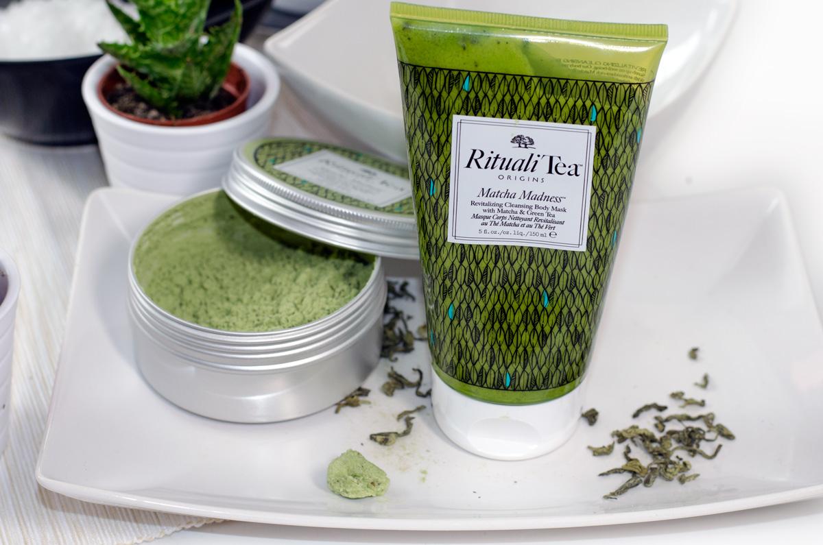 Origins RitualiTea™ Powder Face Masks und Cleansing Body Masks | MATCHA MADNESS™ WITH MATCHA & GREEN TEA
