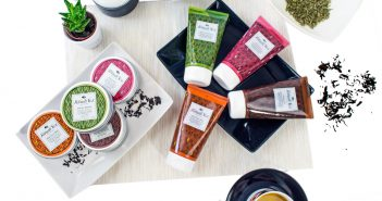 Origins RitualiTea™ Powder Face Masks und Cleansing Body Masks |