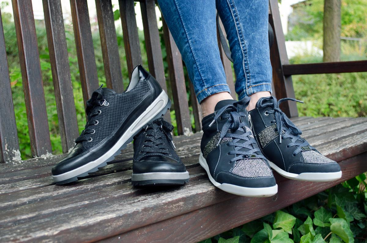 Sneaker Rom by ara Shoes