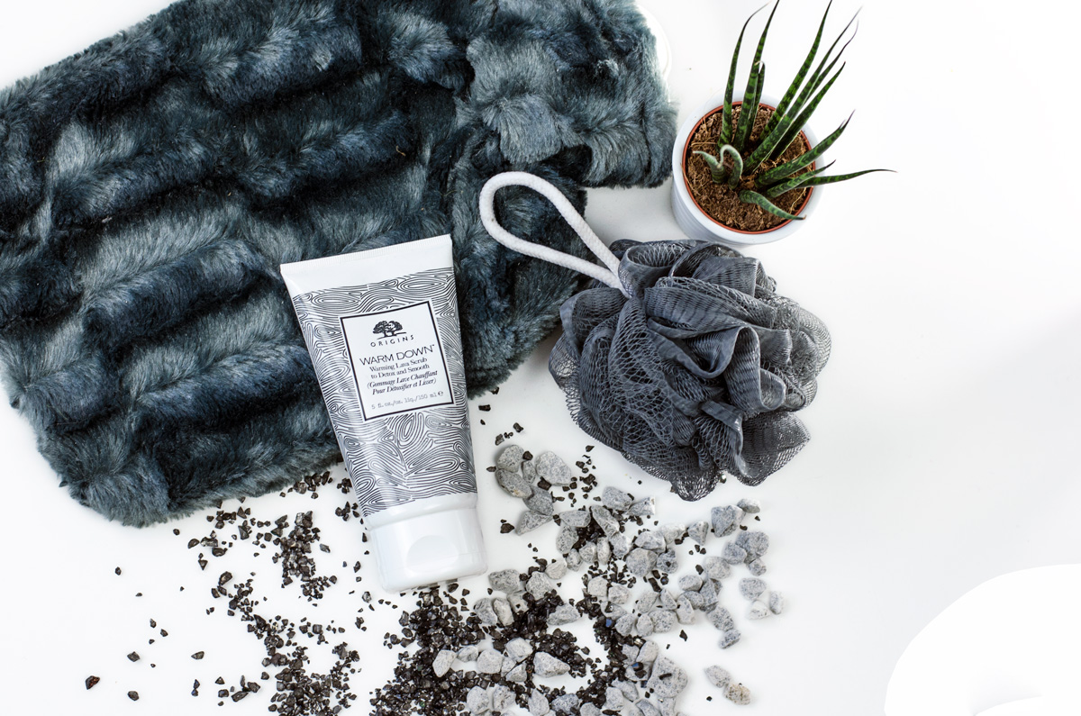 Origins Warm Down™ Warming Lava Scrub