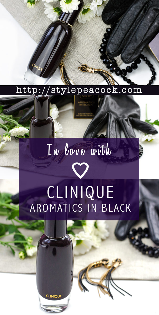 Clinique Aromatics in Black EDP Duft-Review