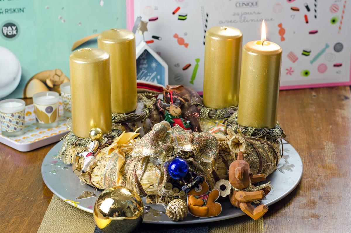 Der erste Advent | Adventskranz, Memories & Gewinnspiel